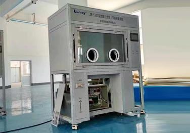 山东青岛二氧化碳测量精密空调案例