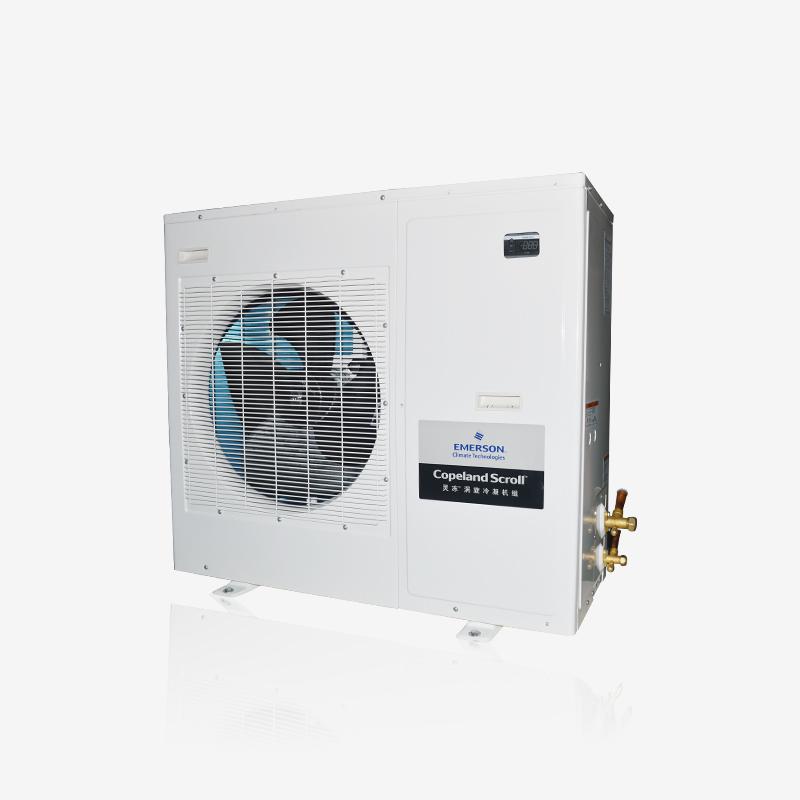 艾默生制冷机组保鲜冷库制冷机组小型冷库全套设备